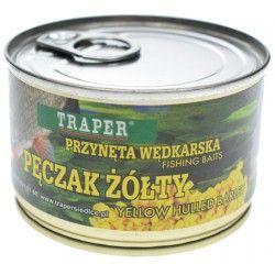 Przynęta naturalna Traper 70g - Pęczak żółty
