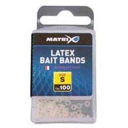 Gumki Matrix Latex Bait Bands Small (100szt.)