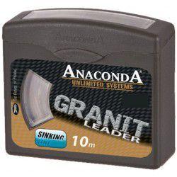 Plecionka Anaconda Granit Leader 35lb/10m