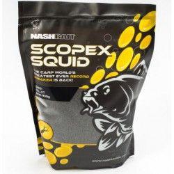 Pellet Nash Scopex Squid Feed Pellets 2mm (900g)