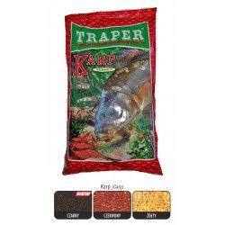 Zanęta Traper Karp sekret - Czerwony (1kg)