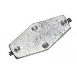 Ciężarki Konger trumienka z zaczepami 90g (2szt)