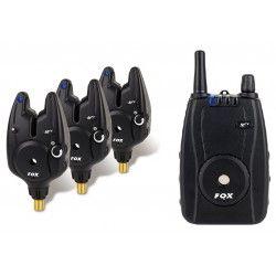 Zestaw sygnalizatorów Fox Micron MR+ Set 2+1 Blue