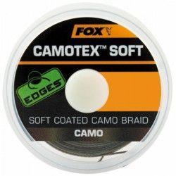 Plecionka przyponowa Fox Edges Camotex Soft 20lb/20m Camo