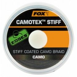 Plecionka przyponowa Fox Edges Camotex Stiff 20lb/20m Camo