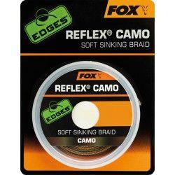Plecionka przyponowa Fox Edges Reflex Camo 20lb/20m Camo