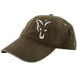 Czapka z daszkiem Fox Green/Silver Baseball Cap