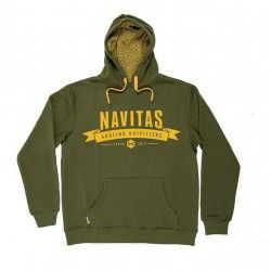 Bluza Navitas NTTH4609 Outfitters Hoody Green rozm.S