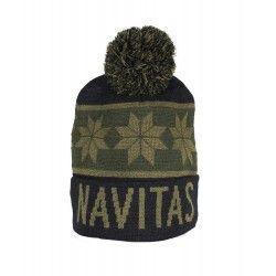 Czapka Navitas NTCA4333 Snowflake Bobble
