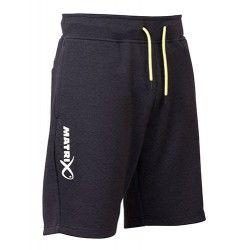 Spodenki Matrix Minimal Black Marl Jogger Short, rozm.S