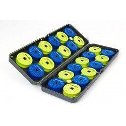 Pudełko na przypony Matrix Eva Spool Storage Case