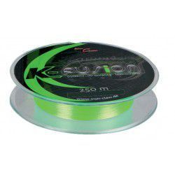 Żyłka Iron Claw K-Fusion 0,13mm/250m, Fluo Green