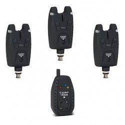 Zestaw sygnalizatorów Saenger Carp Voice 3 3+1