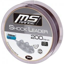 Przypon strzałkowy MS Range Shock leader 0,25mm/200m