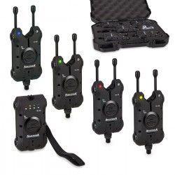 Zestaw sygnalizatorów Anaconda Tiki Taka TSX-R6 Set 4+1
