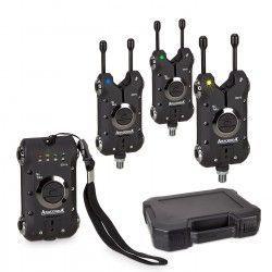 Zestaw sygnalizatorów Anaconda Tiki Taka GSX-6 Set 3+1