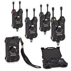 Zestaw sygnalizatorów Anaconda Tiki Taka GSX-6 Set 4+1