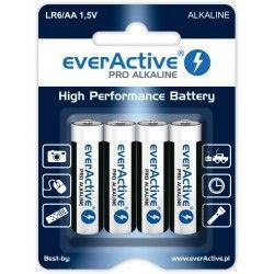 Baterie EverActive 1,5V AA LR6 (4szt.)