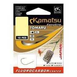 Przypon Kamatsu Tomaru Koszyczek Nr.12/0,14mm 50cm (10szt)