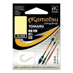 Przypon Kamatsu Tomaru Waggler Nr.4/0,18mm 50cm (10szt)