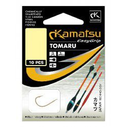 Przypon Kamatsu Tomaru Waggler Nr.6/0,18mm 50cm (10szt)