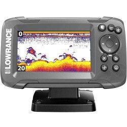 Echosonda Lowrance Hook² 4X GPS Bullet