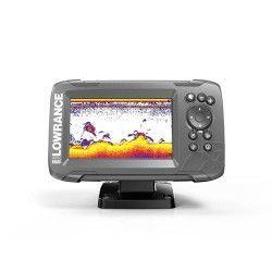 Echosonda Lowrance Hook² 5x GPS SplitShot