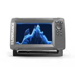 Echosonda Lowrance Hook² 7x GPS SplitShot HDI