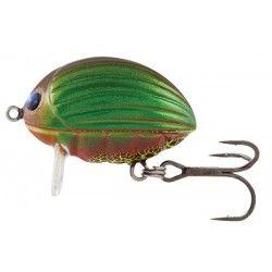 Wobler Salmo Lil Bug Floating 3,0cm/4,3g, Green Bug