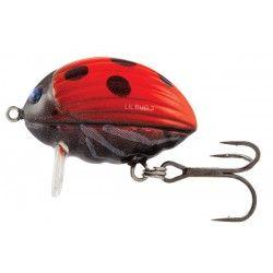 Wobler Salmo Lil Bug Floating 3,0cm/4,3g, Ladybird