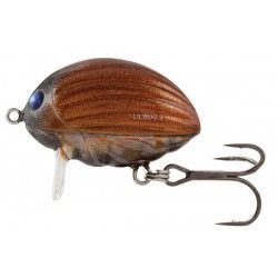 Wobler Salmo Lil Bug Floating 3,0cm/4,3g, May Bug