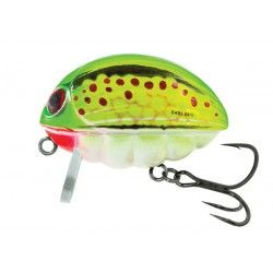 Wobler Salmo Bass Bug Surface 5,5cm/26,0g, Glow Bug