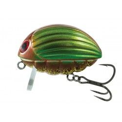 Wobler Salmo Bass Bug Surface 5,5cm/26,0g, Green Bug