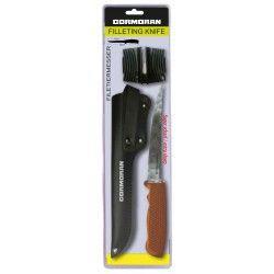Nóż do filetowania Cormoran z ostrzałką model 3001 28cm