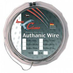 Przypon Iron Claw Authanic Wire 0,50mm/5m