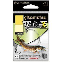 Przypon Kamatsu Wolfram X 30cm/5kg (2sz.)
