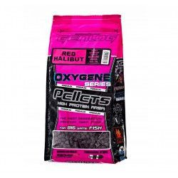 Pellet Genlog Oxygene Series - Red Halibut, 8mm (1kg)