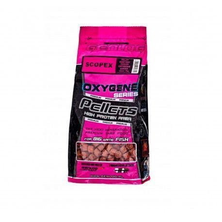 Pellet Genlog Oxygene Series - Scopex, 8mm (1kg)