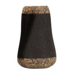 Uchwyt korbki Lew's Winn Paddle Knob EVA/Cork Black