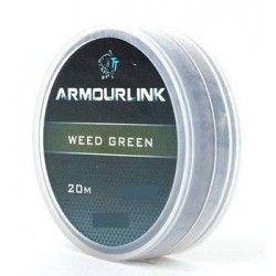 Plecionka przyponowa Nash Armourlink 15lb/20m, Weed