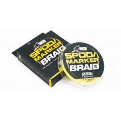 Plecionka Nash Spod&Marker Braid 0,18mm/300m, Lo-Viz Green