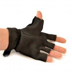 Rękawice Polarowe Konger Half Finger Nr1, Rozm.M