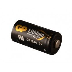 Bateria do centralki Nash R3/S5R Receiver Batterie CR123A