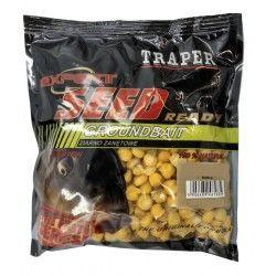 Ziarno zanętowe Traper - Kukurydza miód (500g)