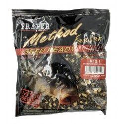 Ziarno zanętowe Traper Method Feeder Seed Ready Mix 1 (500g)