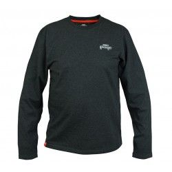 Koszulka Fox Rage Black Marl Long Sleeve, rozm.S