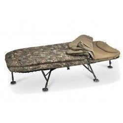 Łóżko + kołdra Nash MF60 Indulgence 5 Season Sleep System SS3 Wide