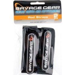 Opaski na wędkę Savage Gear Rod Straps (2 szt.)