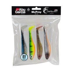 Zestaw przynęt gumowych Abu Garcia Svartzonker McPrey Essentials Kit 12cm (4szt.)