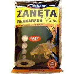 Zanęta MCKARP Karp - wanilia 3kg